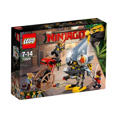 LEGO Ninjago, Atacul Piranha, 70629