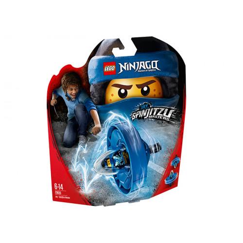 LEGO Ninjago, Jay - Maestru Spinjitzu, 70635