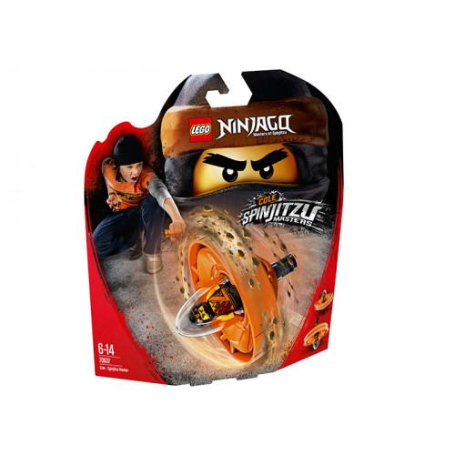 LEGO Ninjago, Cole - Maestru Spinjitzu, 70637