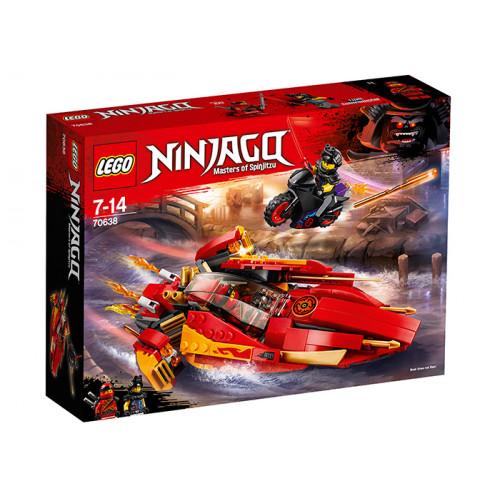 LEGO Ninjago, Katana V11, 70638