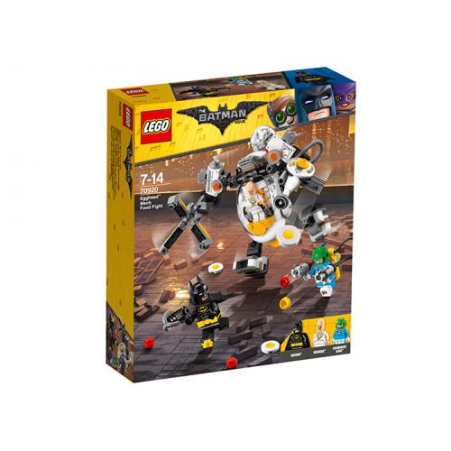 LEGO Batman, Batalia cu mancare a robotilor, 70920