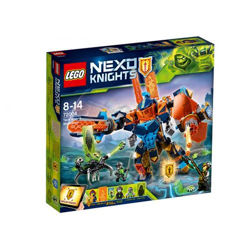 LEGO Nexo Knights, Confruntarea cu vrajitorul robot, 72004