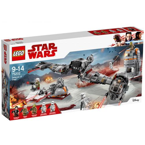 LEGO Star Wars, Apararea planetei Crait, 75202