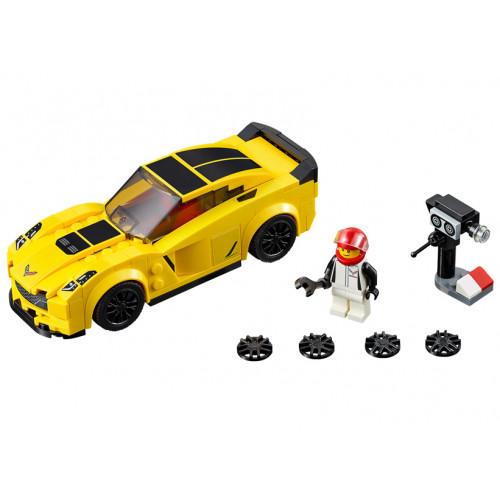 LEGO Speed Champions, Chevrolet Corvette Z06 75870