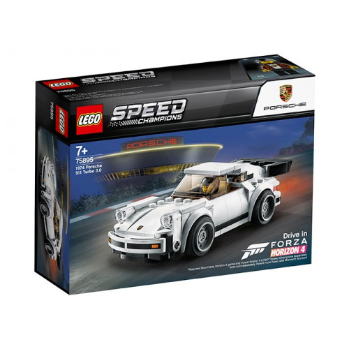 LEGO Speed Champions, 1974 Porsche 911 Turbo 3.0 75895