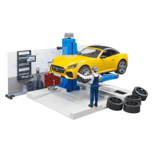 Atelier service auto Bruder 62110
