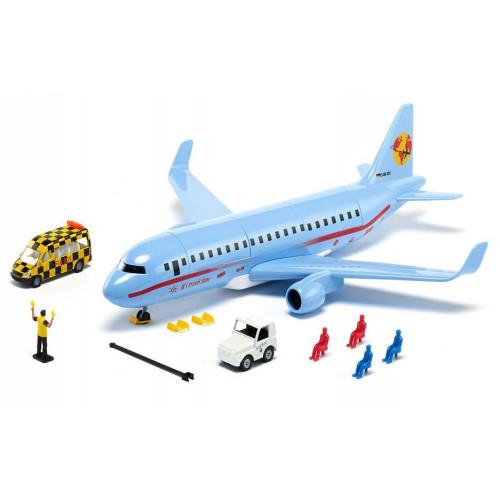 Avion cu accesorii Siku 5402