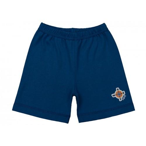 Pantaloni bermude / Albastru ocean