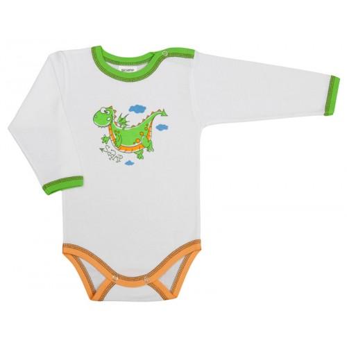 Body bebe cu imprimeu balaur