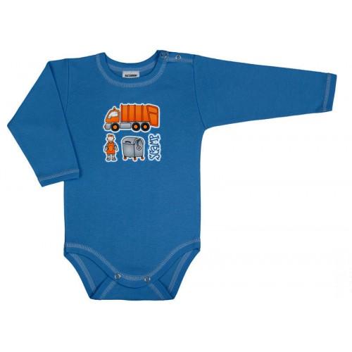 Body maneca lunga bebe