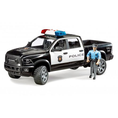Masina de politie RAM 2500 Pickup, Brduer 02505
