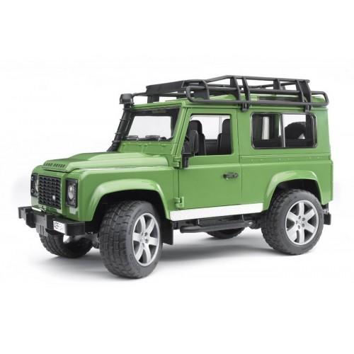 Masina Bruder 02590, Land Rover Defender