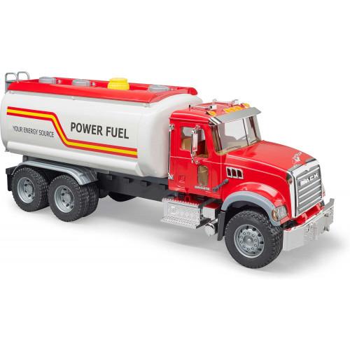 Camion MACK Granite cu cisterna, Bruder 02827