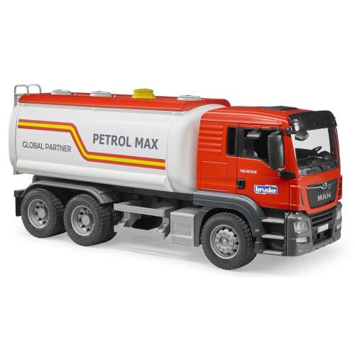 Camion MAN TGS cu cisterna, Bruder 03775