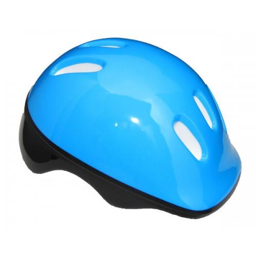 Casca copii bicicleta albastru