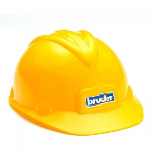Casca de constructor pentru copii, Bruder 10200