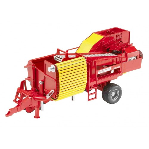 Combina pentru recoltarea cartofilor Grimme SE75-30, Bruder 02130