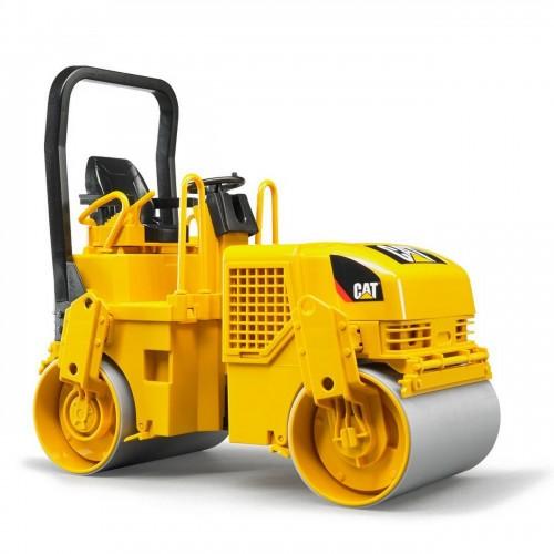 Compactor Caterpillar pentru sol si asfalt, Bruder 02433
