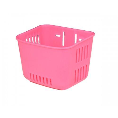 Cos pentru bicicleta de copii roz
