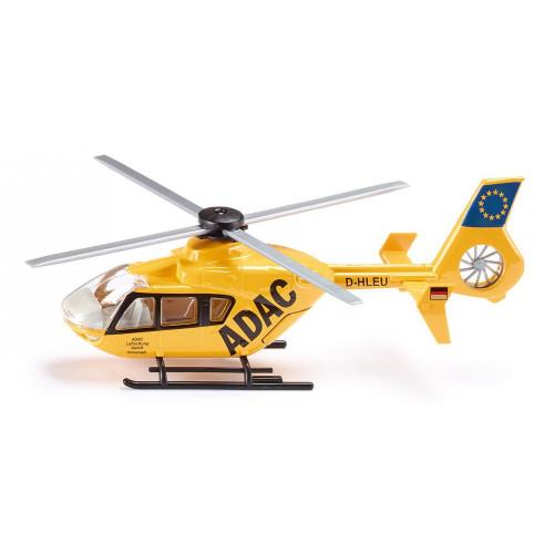 Elicopter de salvare metalic, Siku 2539, scara 1:55