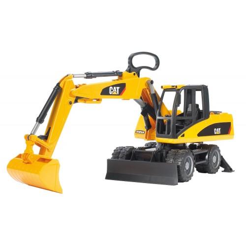 Excavator de constructii Bruder Caterpillar 02445