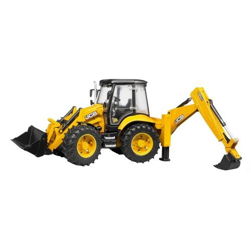 Buldoexcavator JCB 5CX Eco Bruder 02454