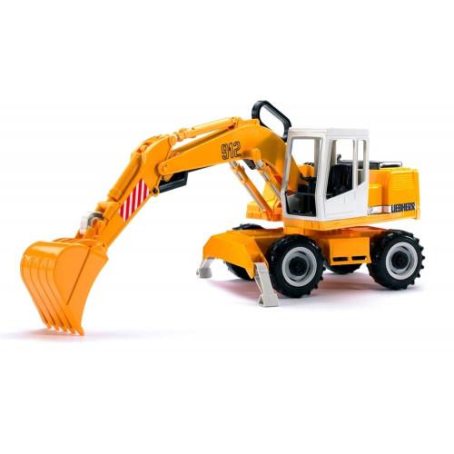 Excavator pe roti Liebherr 912, Bruder 02426