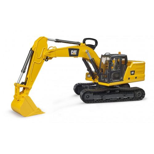 Excavator pe senile Caterpillar, Bruder 02483