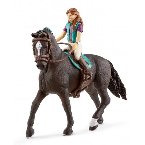 Figurina Horse Club, Lisa & Storm, Schleich 42516