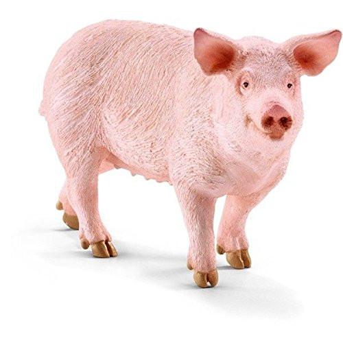 Figurina Schleich 13782, Porc