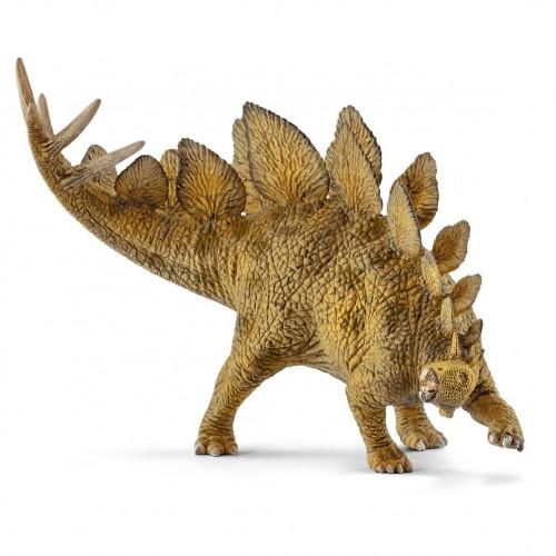 Figurina Schleich 14568, Dinozauri, Stegosaurus