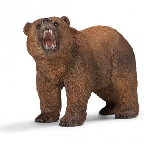 Figurina Schleich 14685, Urs grizzly