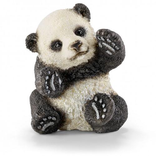 Figurina Schleich 14734, Pui de Panda