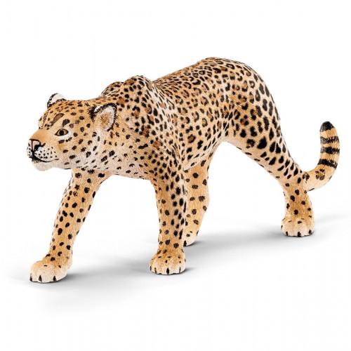 Figurina Schleich 14748, Leopard