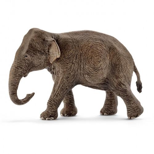 Figurina Schleich 14753, Femela elefant Asiatic