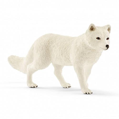 Figurina Schleich 14805, Wild life, Vulpe Polara