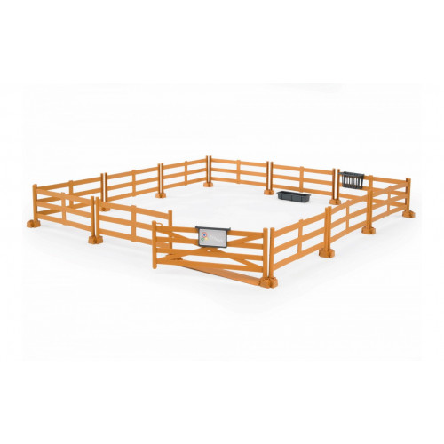 Gard pentru cai, maro, Bruder 62604