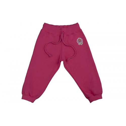 Pantaloni jogging DAN roz fucsia
