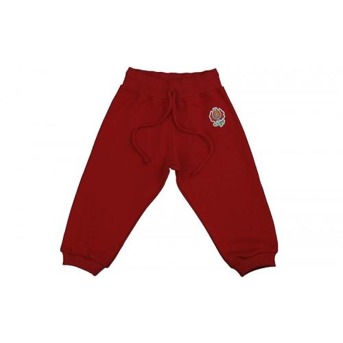 Pantaloni jogging DAN roșu aprins