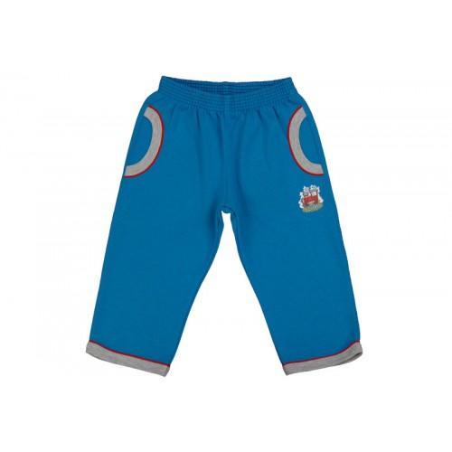 Pantaloni jogging LEO albastru închis