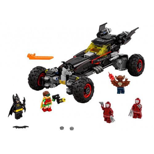LEGO Batman Movie, Batmobilul 70905