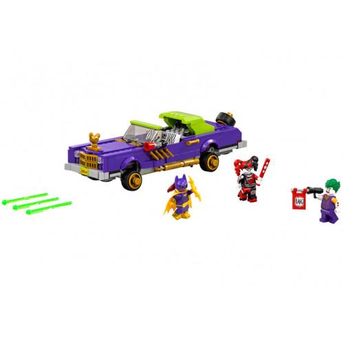 Joker™ si masina joasa Notorious, LEGO Batman Movie 70906