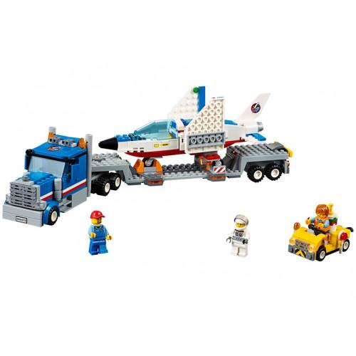 LEGO City, Transportor de avion cu reactie 60079