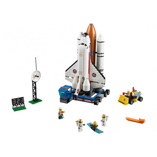 LEGO City, Port spatial 60080