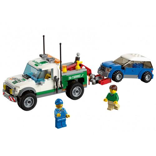 LEGO City, Camioneta de remorcare 60081