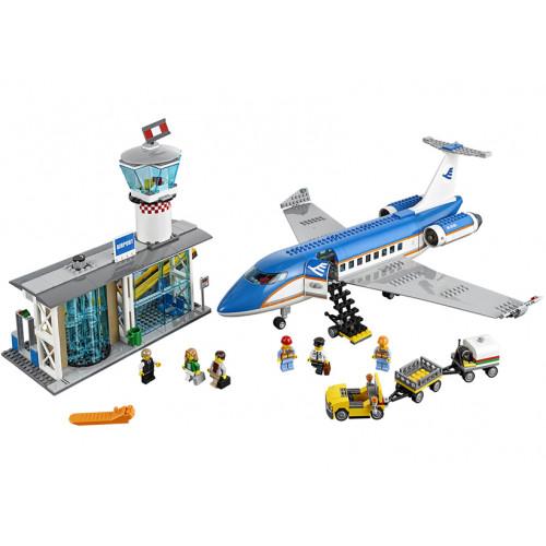 LEGO City, Terminalul pentru pasageri de pe aeroport 60104