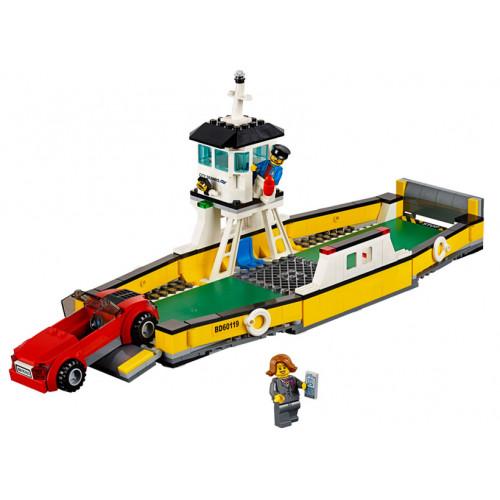 LEGO City, Feribot 60119
