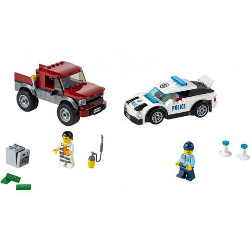 LEGO City, Urmarirea infractorilor 60128