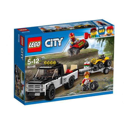 LEGO City, Echipa de curse pe ATV 60148