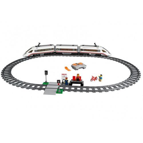 LEGO City, Tren de pasageri de mare viteza 60051